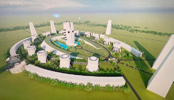 Lancement du projet Wakanda City of Return à Cape Coast