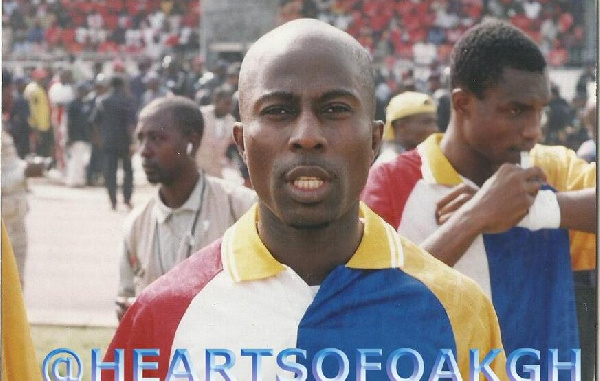 Ex-Hearts of Oak ace Francis Bossman calls on club to keep Nii Odoom as assistant coach