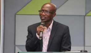 Country Director at the Population Council, Professor Augustine Ankomah