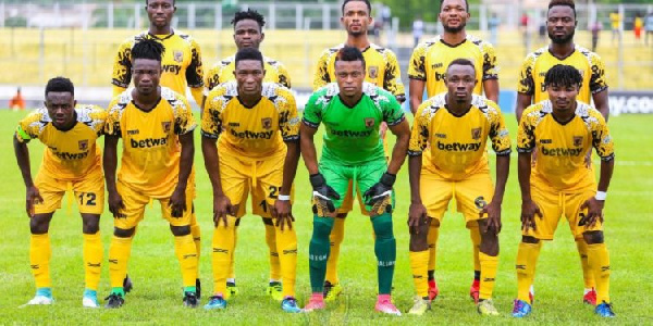 AshGold to face Burkinabe side Salitas FC in CAF Confed Cup prelimis