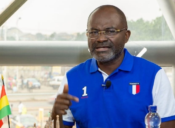 Disciplined Akufo-Addo has changed – Kennedy Agyapong laments