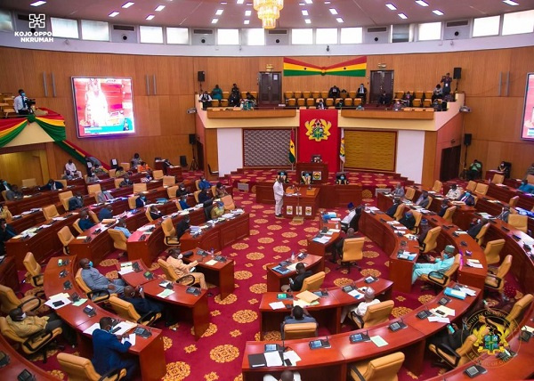 Parliament grants approval for GH¢27.4 billion request for Q1 2021 expenditure
