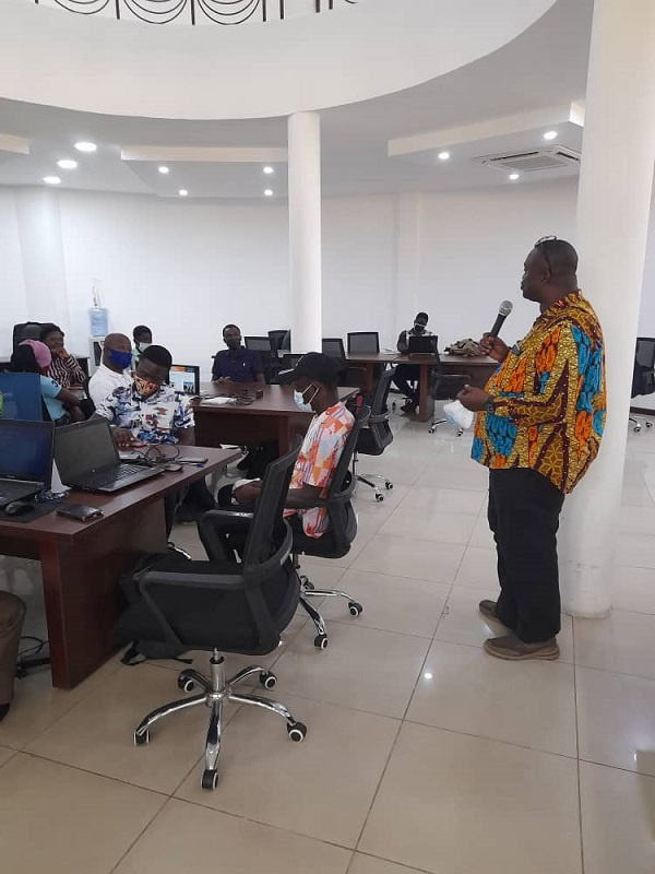 Youth Horticulture Entrepreneur Course starts at KNUST