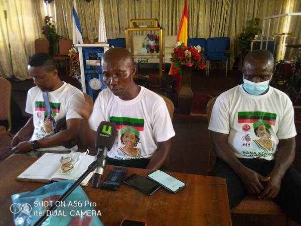 NDP supporters in Manhyia South defect to NPP
