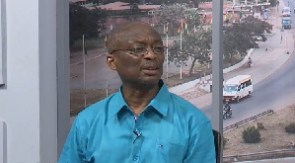 Editor-In-Chief of the New Crusading Guide, Abdul Malik Kweku Baako Jnr