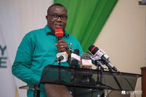 Ofosu Ampofo NDC Lectures