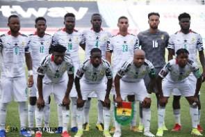 The Black Stars have won back to back against Zimbabwe