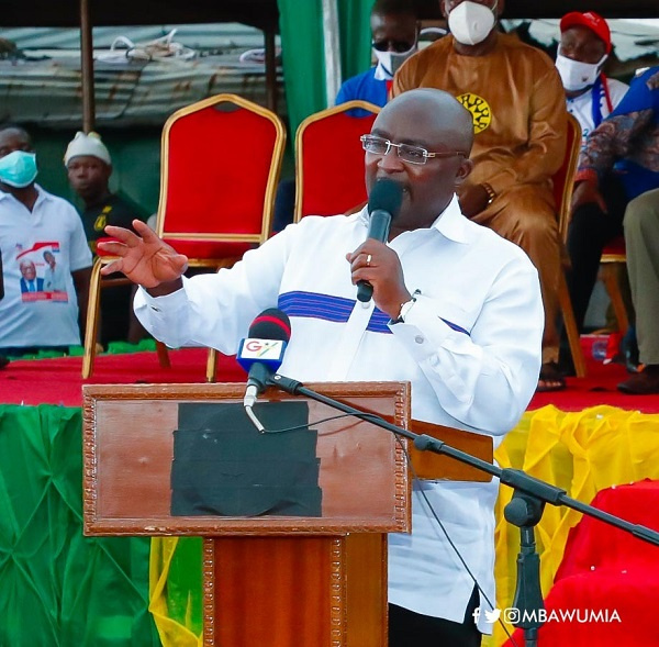 Bawumia is sending us into destruction with his lies - NDC MP