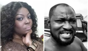 Maame Yeboah Asiedu and Funny Face