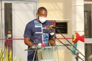 Dr Bernard Okoe-Boye, Deputy Minister of Health