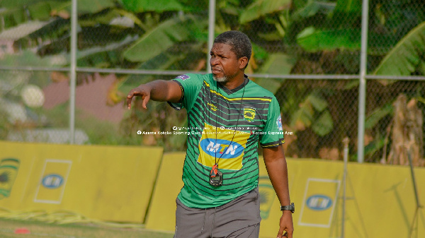 We don't want to underrate any team - Maxwell Konadu ahead of Nouadhibou game