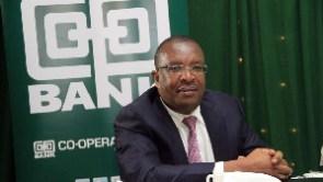 Cooperative Bank of Kenya group managing director Gideon Muriuki, (PHOTO | FILE | NMG)
