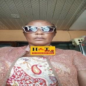 Actress Maame Gyanwaa