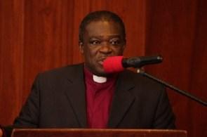 Rev. Dr. Kwabena Opuni-Frimpong, chief executive officer of ACAA