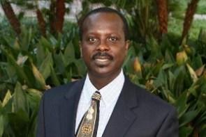 Prof Stephen Kwaku Asare