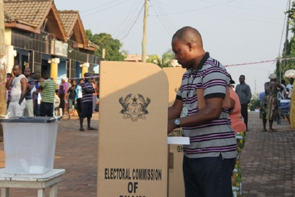 Special voting ends successfully at Sandema