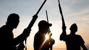 An armed group killed 3 persons at Khorwai area of Pigi County