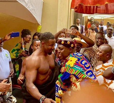 List of famous celebrities who came to Ghana in 2019