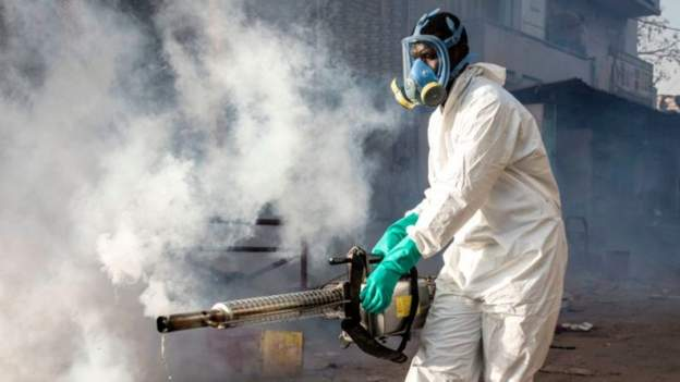 Zoomlion asked to sustain fumigation of institutions