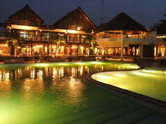 Photo Album Accra Night View Golden Tulip