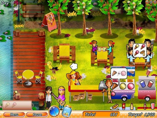 Fast Food Restaurants Games Online Free