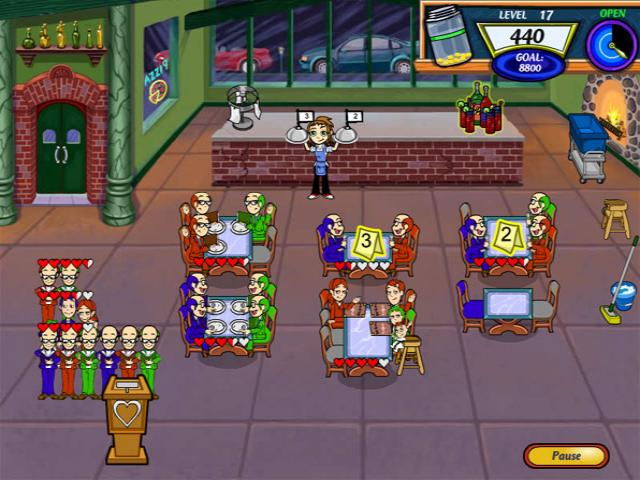 Restaurant Games Online Kids