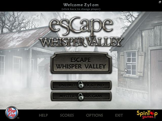 Image result for escape whispering valley game