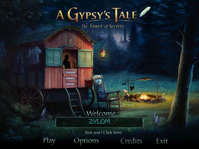 A Gypsys Tale The Tower Of Secrets GameHouse