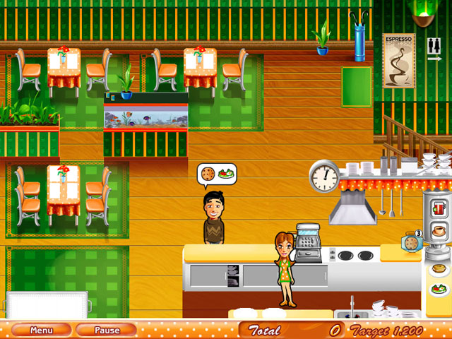 Play Free Online Time Management Restaurant Games