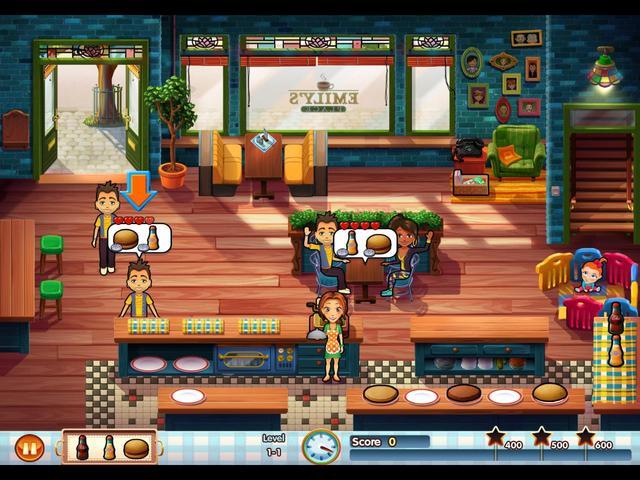 Play Free Online Restaurant Management Games