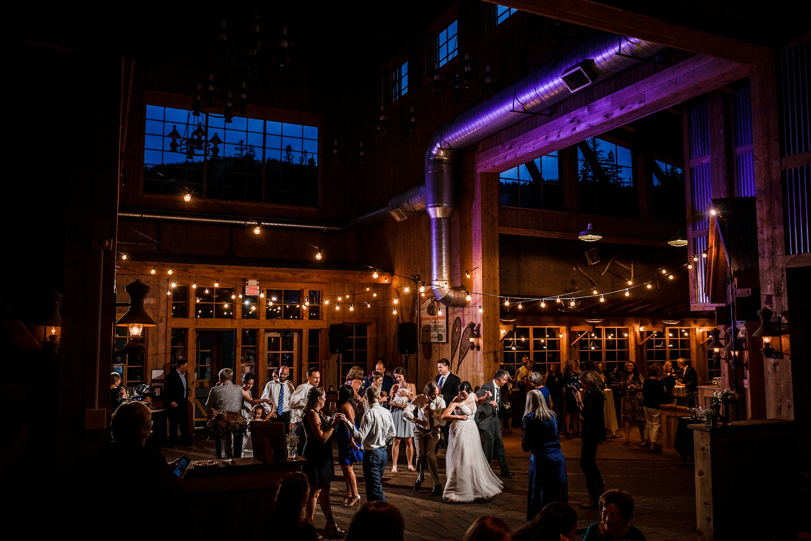 Matt Amp Jamies TenMile Station Wedding In Breckenridge