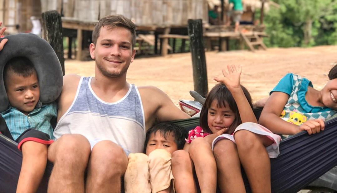 The Jon Parker Memorial Fund: Pong Ngen Community Center