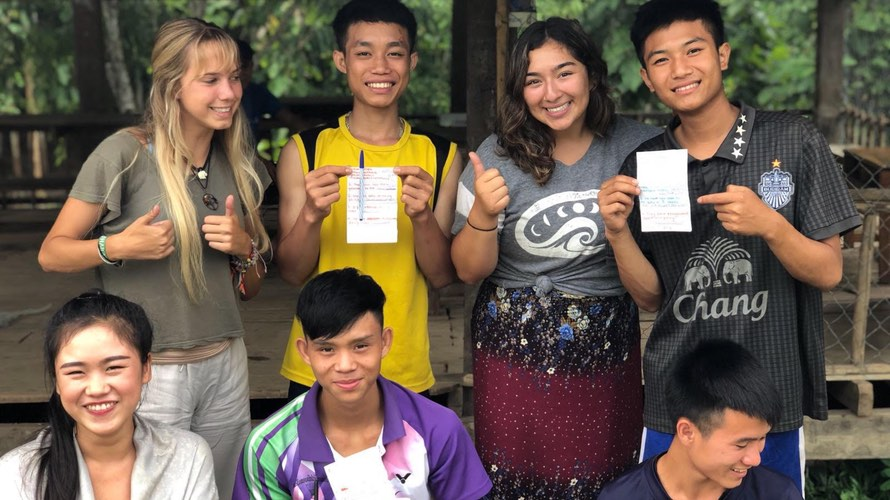 The GIVE Laos Education Fund