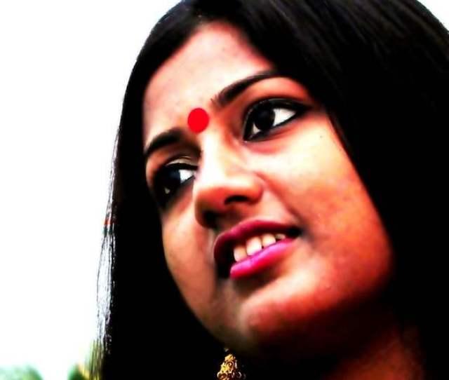 Traditional Bengali Look