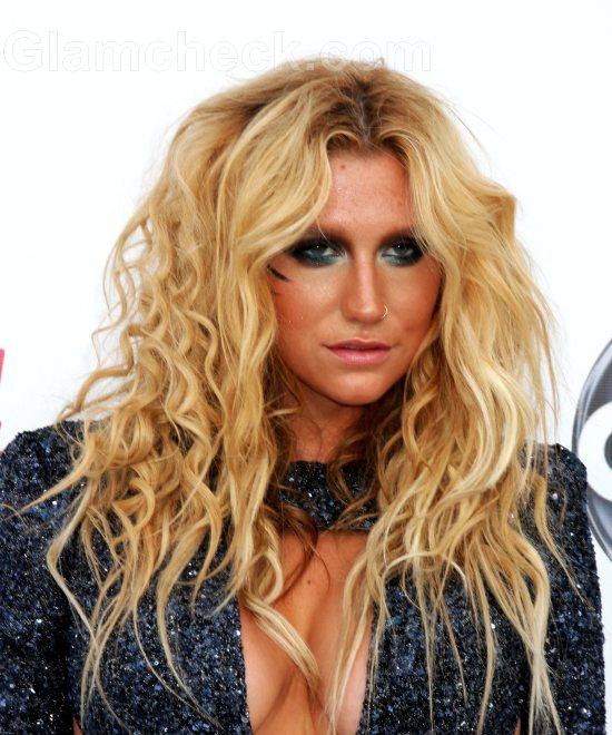 Kesha Makeup And Hair