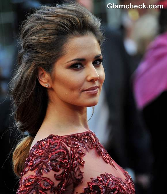 Hairstyle How To Cheryl Coles Fishtail Plait With A Twist