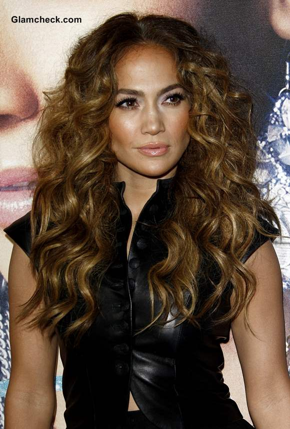 Jennifer Lopez Hairstyle Poll Curly Vs Straight