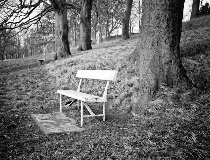 The Loneliness of Chairs