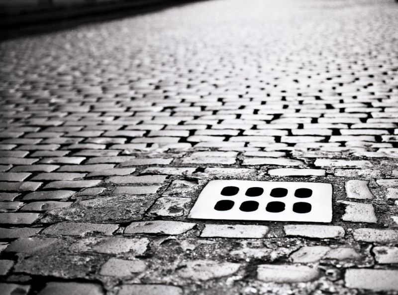 Streets paved with...