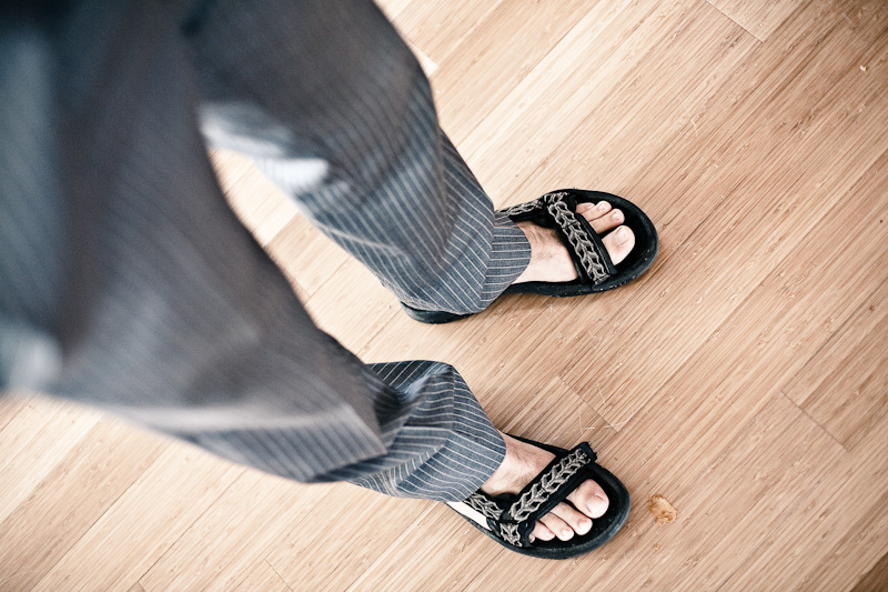 Married Man's Shoes