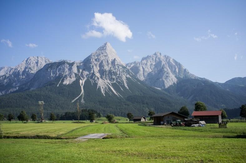 An Alp!