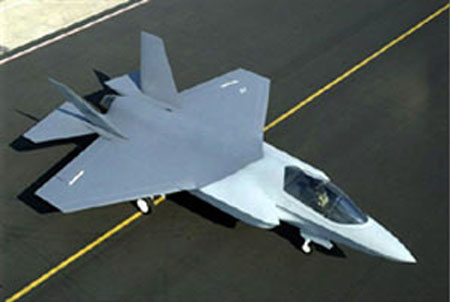 Global Aircraft X35 Joint Strike Fighter