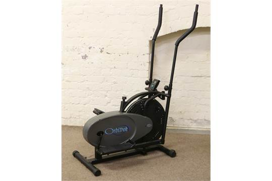 A Thane Fitness Orbitrek Cross Trainer