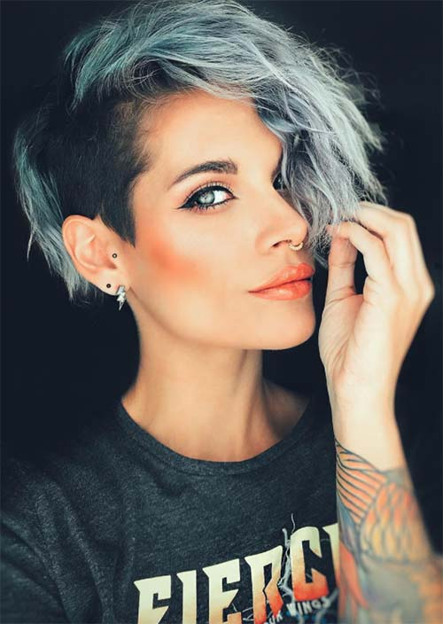 Image Result For Short Pixie Hairstyles For Black Hair