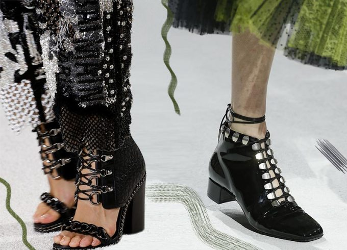55547c7cacf Spring Summer 2018 Shoe Trends Glowsly