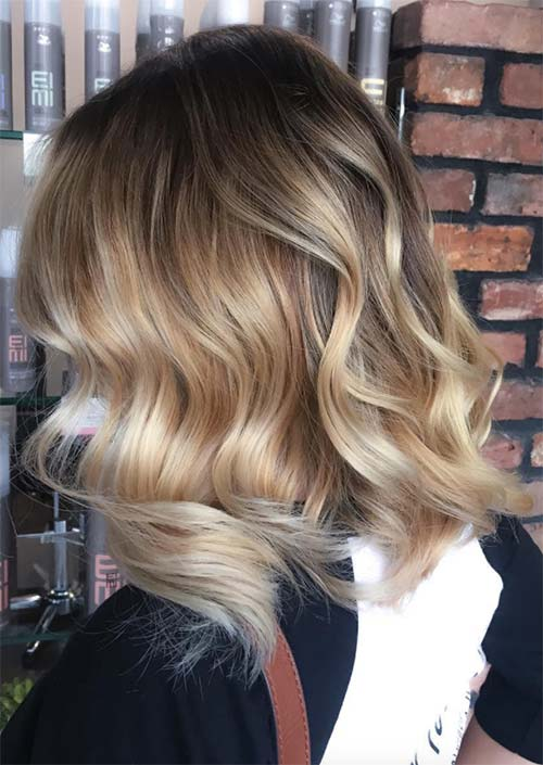 51 Medium Hairstyles Amp Shoulder Length Haircuts For Women