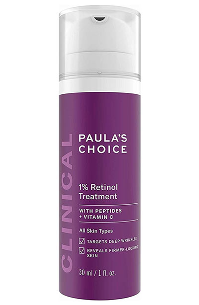 Best Paula's Choice Products: Paula's Choice Clinical 1% Retinol Treatment