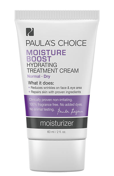 Best Paula's Choice Products: Paula's Choice Moisture Boost Hydrating Treatment Cream