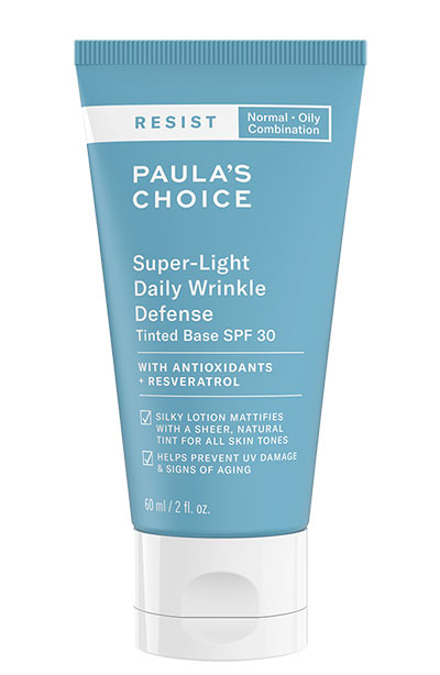 Best Paula's Choice Products: Paula's Choice RESIST Super-Light Wrinkle Defense SPF 30