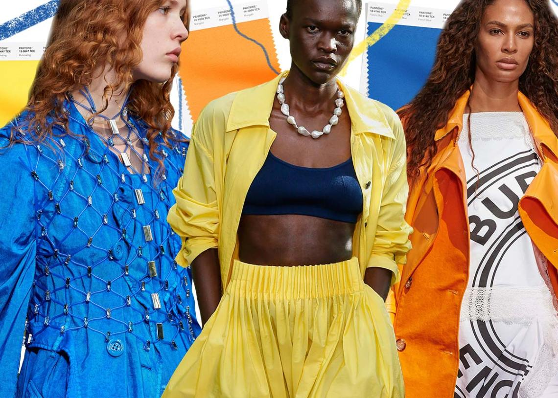 View Spring Summer 2021 Fashion Color Trends - AUNISON.COM